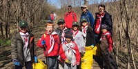 Taylor Creek Ravine Cleanup & Campfire