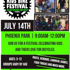 Kid's Bike Festival