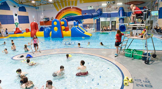 Londonderry Leisure Centre Chatterblock