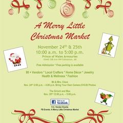 A Merry Little Christmas Market