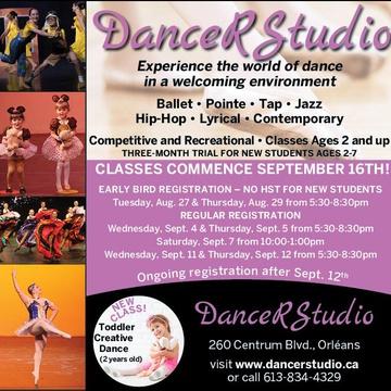 DanceR Studio's promotion image