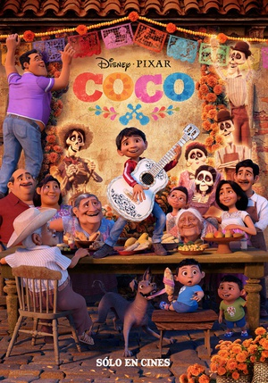 Family Movie Nights at Civic Square: Coco