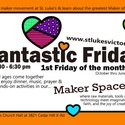 Fantastic Fridays at St. Luke Cedar Hill - Cancelled for April and May