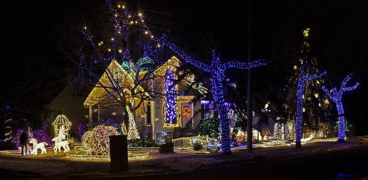 Best Edmonton Christmas Light Displays 183 Chatterblock