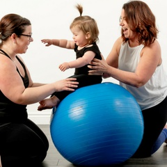 $5.00 Trial Classes-Kinder Acro (18 months to 3 years)