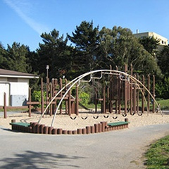 George Christopher Playground