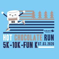 Vancouver's Hot Chocolate Run