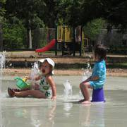Eastwoods Splash Pad