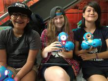 All-Girls Codemakers Camp (Various Locations Across Manitoba)