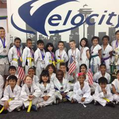 Velocity Taekwondo