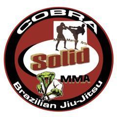Solid MMA Cobra BJJ