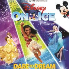 Disney on Ice Presents: Dare To Dream - Calgary