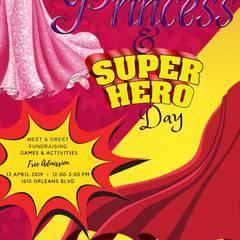Princess & Super Hero Day!