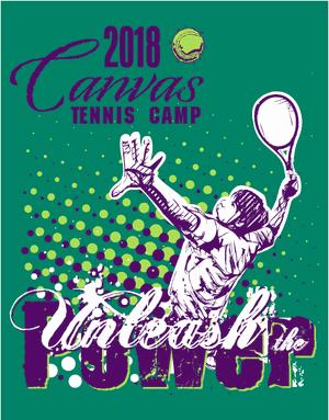 Canvas Tennis Camp