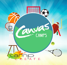 Canvas Soccer Camp