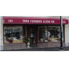 Yarn Forward & Sew-On