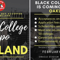 16th Annual Oakland Black College Expo