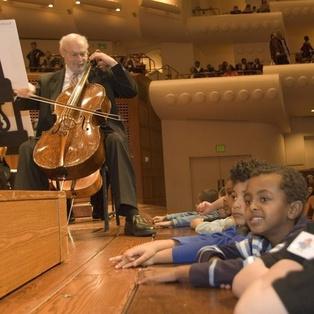 San Francisco Symphony's promotion image