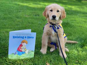 Canine Companions Storytime
