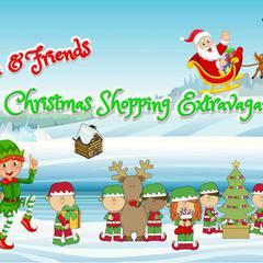 Elfie & Friends Christmas Shopping Extravaganza