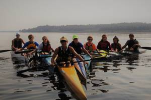 Eight Week Advanced Competitive Canoe-Kayak Camp