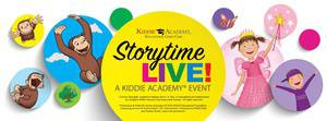 Storytime LIVE! Hang Out with Curious George and Pinkalicious
