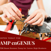 Camp enGENIUS: Calgary Junior High STEM Summer Camp