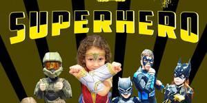 ZULU KIDS EDMONTON (SUPERHERO EDITION)