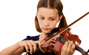 Children's Violin Lessons in Victoria, BC with Amy Paster