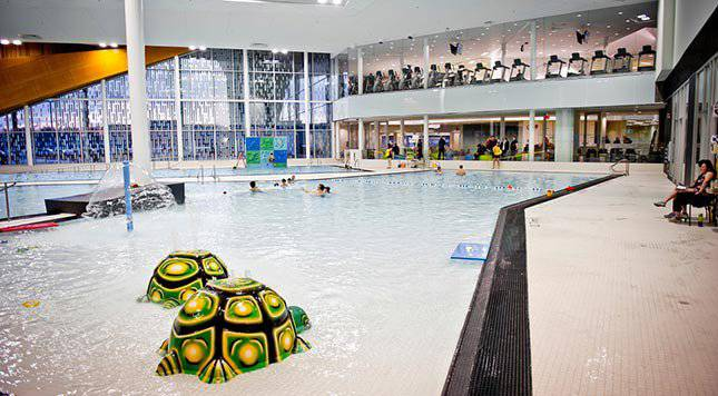 Commonwealth Community Recreation Centre