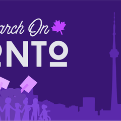 Women March On: Toronto - 2019 March