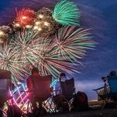 Fireworks Photography Class - Globalfest Calgary Aug 23, 2018