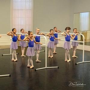 JUNIOR BALLET (Ballet Victoria Conservatory)