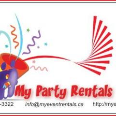 MY Party Rentals