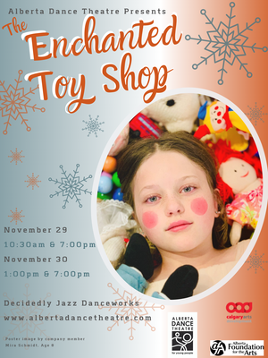 The Enchanted Toy Shop