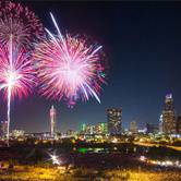 HEB AUSTIN SYMPHONY JULY 4TH FIREWORKS AND CONCERT