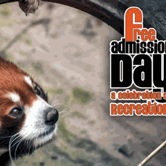 Free Admission Day at the Zoo, Conservatory, John Janzen Nature Centre, and select Recreation Centres & Arenas