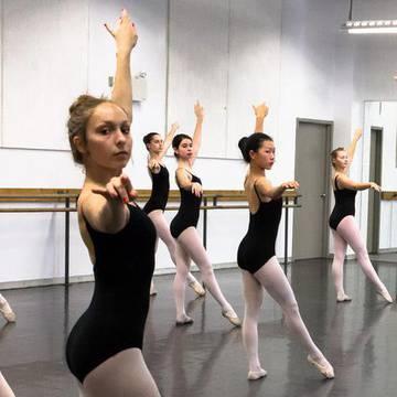Les Petits Ballets's promotion image
