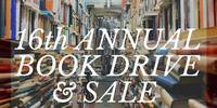 RESET Society Book Drive & Sale
