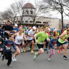 Cupid's Chase 5K and Kids Fun Run