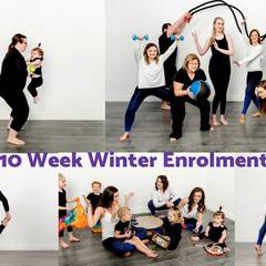 10 Week Winter Enrolment