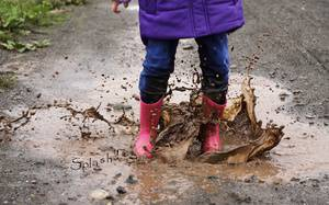 Rain Day: 5 Ways to Keep Them Entertained