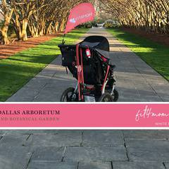 Stroller Strides at Mommy & Me Mondays