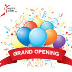 Inspire Sports Grand Opening