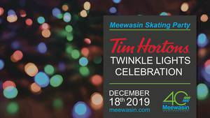 Twinkle Lights Skating Party