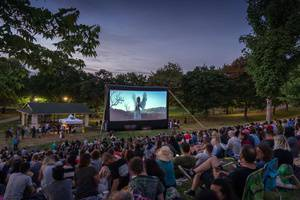 Liberty Village Movies in the Park - Jumanji