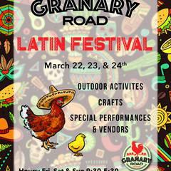 Latin Festival at Granary Road Market