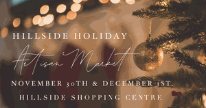 Hillside Holiday Artisan Market