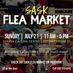 SASK Flea Market