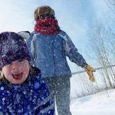 Elk Island Winter Adventure Week